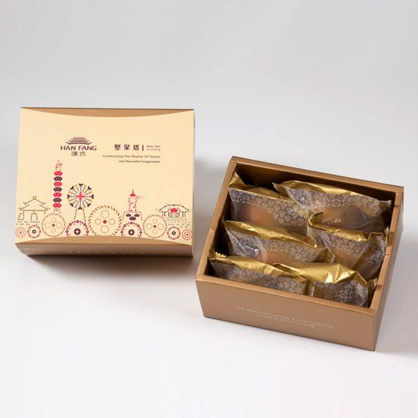 【典藏】焦糖栗子6入禮盒