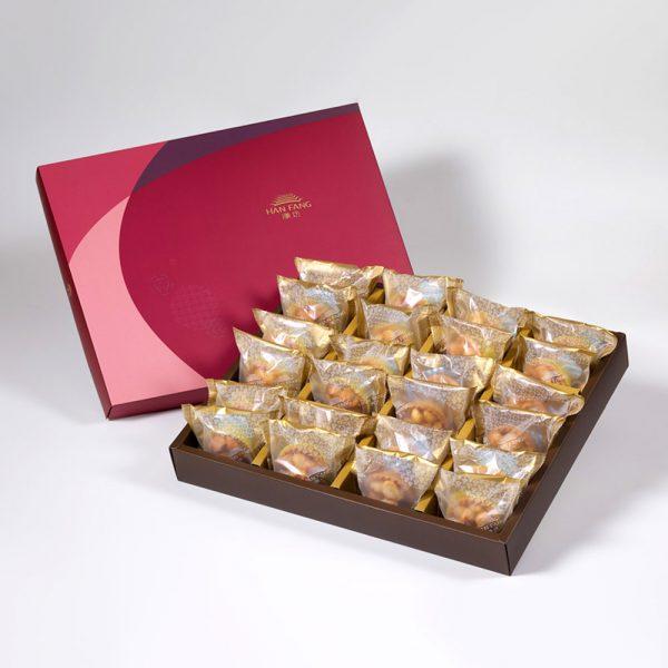 【金饌】夏威夷豆堅果塔24入禮盒