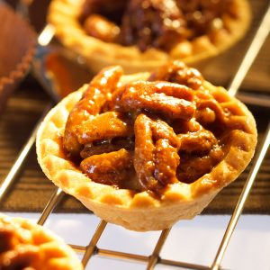 HanFang Coffee Walnut Tart