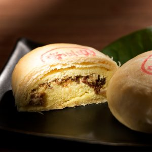 Pork Mung Bean Traditional Mooncake