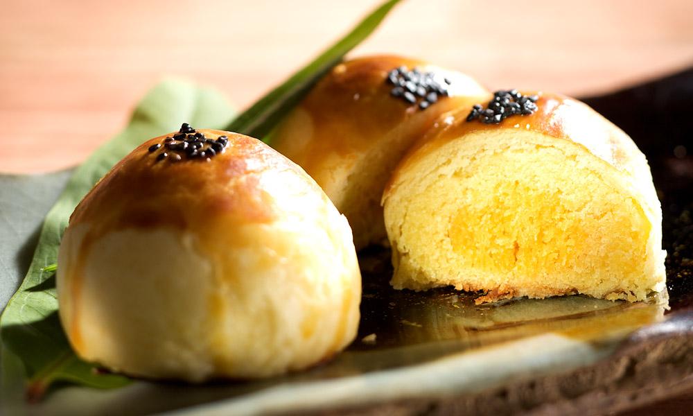 金韻蛋黃酥