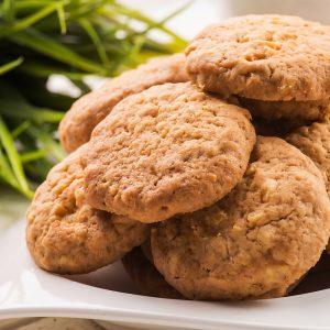 HanFang Salty Crispy Almond Cookies