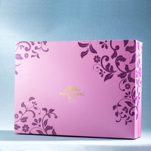 【Royal Purple】Pork Mung Bean Traditional Mooncake 6 pcs Gift Box
