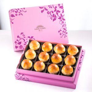 【臻饌】アヒルの卵黄月餅12枚ギフトセット