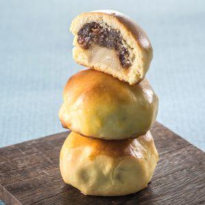 漢坊の手作りのソフトQは粘著性のないいまちですと細かい赤豆,合わせで作りかたあずきもちです【あずきもち】