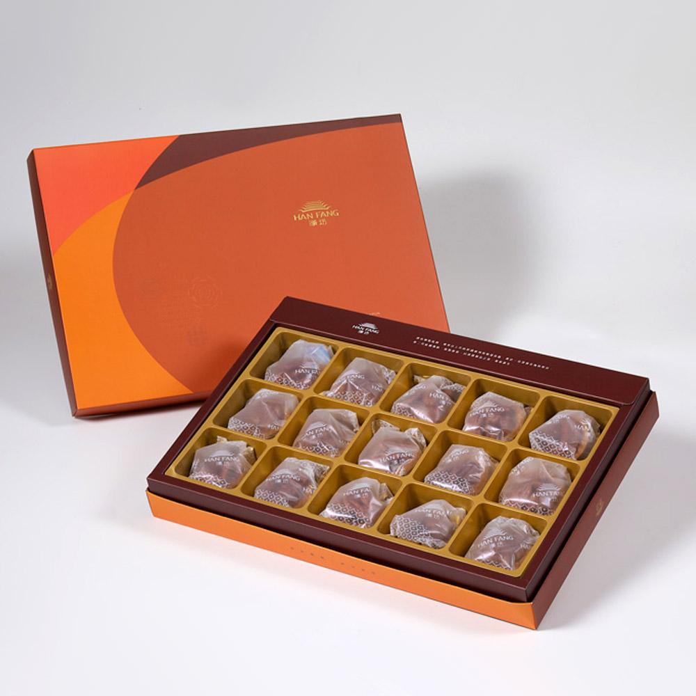 【御藏】咖啡胡桃堅果塔15入禮盒