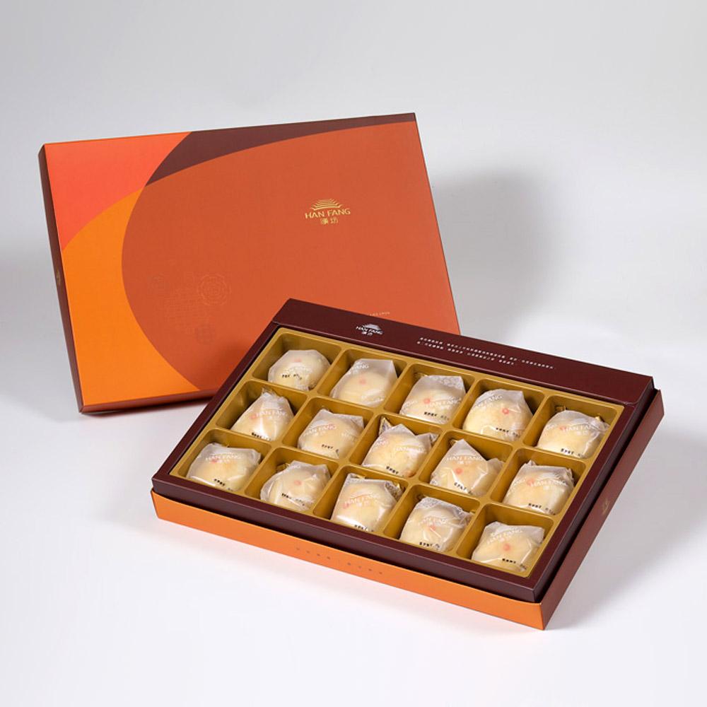 【御藏】綠豆小月餅15入禮盒