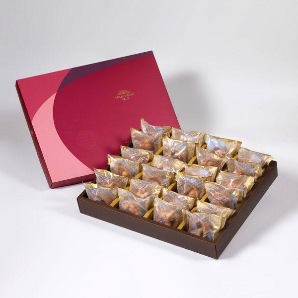 【金饌】什錦堅果塔24入禮盒