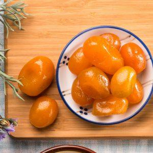 金棗與金沙小月的完美相遇【冰心棗月】蛋奶素