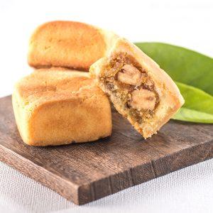 漢坊酸甜甘香美味交織【鳳梨核桃】蛋奶素