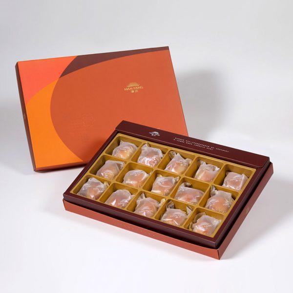 【御藏】綜合15入禮盒★伯爵抹茶5+黃金干貝XO醬5+焦糖栗子5