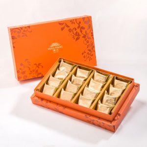 【御藏】綜合16入禮盒★鳳梨酥*8+土鳳梨酥*8(蛋奶素)