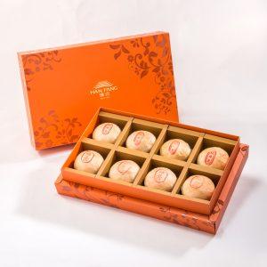 【御藏】綜合8入禮盒★綠豆椪*4+純綠豆椪*4