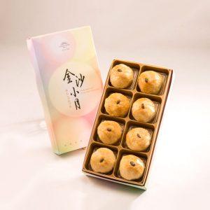 【御點】冰心棗月8入禮盒 (蛋奶素)
