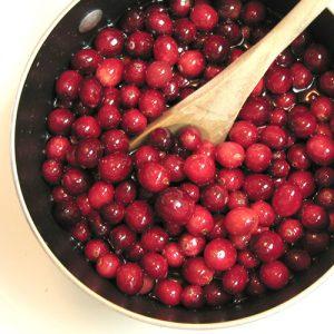 關於蔓越莓