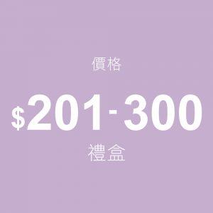 $201~$300禮盒