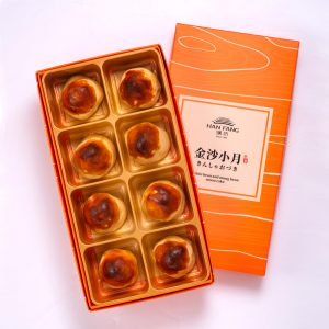 【御點】焦糖栗子8入禮盒(蛋奶素)